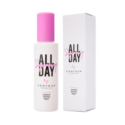 All day Spray - Förðunarsprey - Törutrix Förðunarvörur Snyrtisvörur